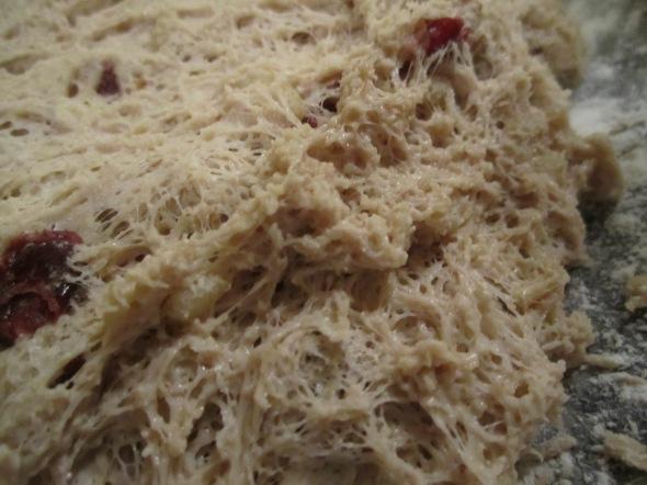 Oh heeeey there gluten matrix. Isn't it beautiful? (Nerd alert!)